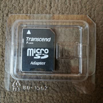 Transcend Micro SD Adapter