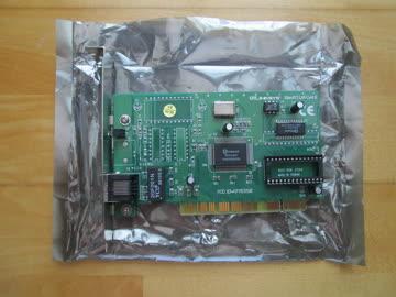 1 Ethernet Card
