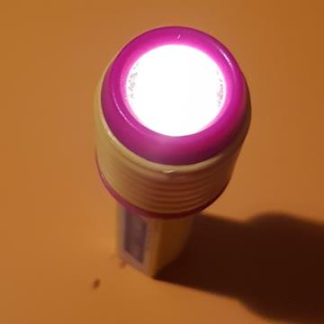 Kleine Taschenlampe