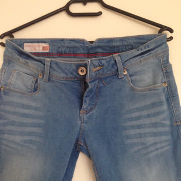 Low Waist Jeans