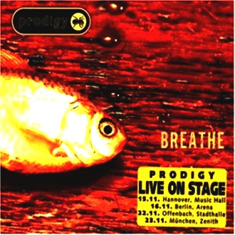 the Prodigy - Breathe [Digi-Pack]