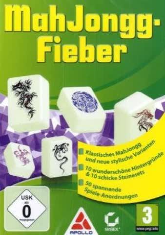 Mahjongg - Fieber