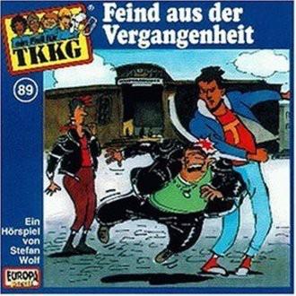 TKKG 089/ Feind aus der Vergangenheit [Musikkassette]
