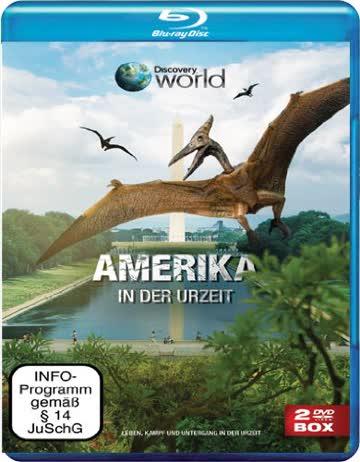 Amerika in der Urzeit [Blu-ray]