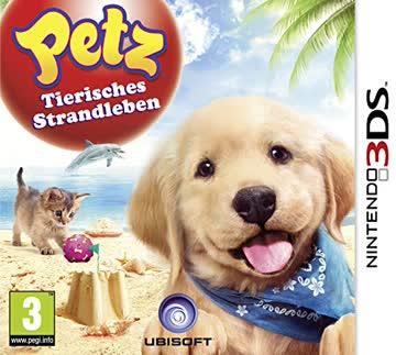Petz Tierisches Strandleben [AT - PEGI] - [Nintendo 3DS]