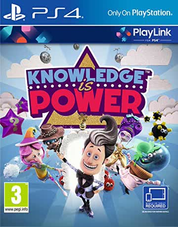 Knowledge Is Power : Playstation 4 , ML
