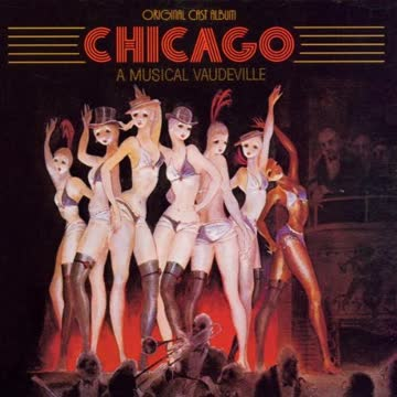 Chita Rivera - Chicago. A Musical Vaudeville. Original Cast Recording