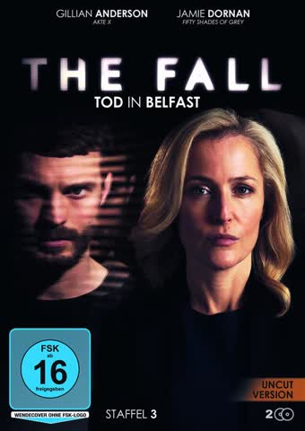 The Fall - Tod in Belfast - Staffel 3