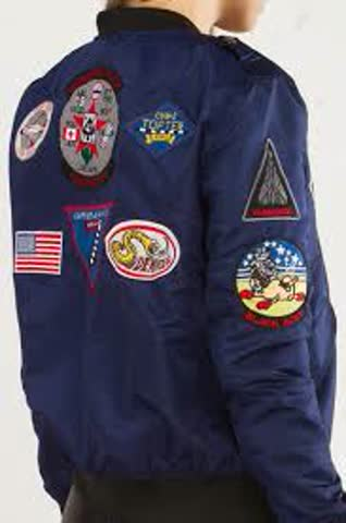 Flying Patch / Badge Airforce Astronaut Badge / Patch