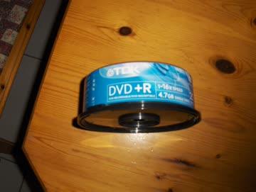 TDK DVD +R
