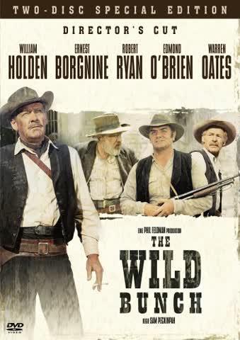 The Wild Bunch - Sie kannten kein Gesetz - Special Edition (Director's Cut) [2 DVDs]