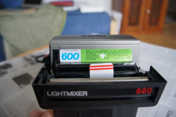 Polaroid Lightmixer 630