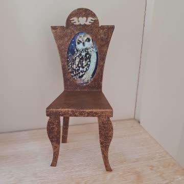 Neuer einzigartiger foto rahmen stuhl