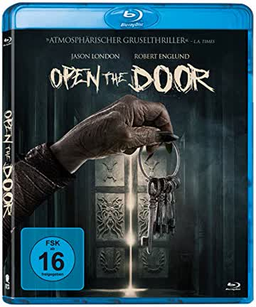 Open The Door [Blu-ray]