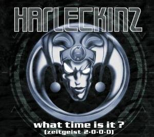 Harleckinz - What Time Is It?/Trinity