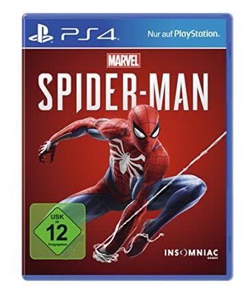 Marvels Spider-Man - Standard Edition - [PlayStation 4]