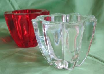 Teelichthalter 2er Set