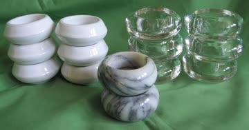 Teelichthalter 25 Stück in verschiedenen Grössen und Farben