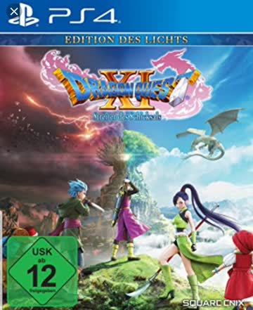 Dragon Quest XI: Streiter des Schicksals Edition des Lichts (PS4) - [AT-PEGI]