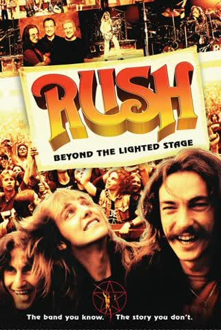 RUSH-BEYOND THE LIGHTED STAGE (BLU-RAY)