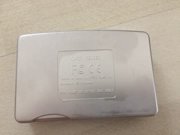 25 i 1 Card Reader Externer Speicherkartenleser ohne Kabel