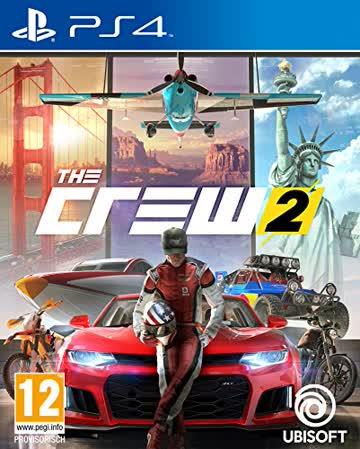 The Crew 2 [AT PEGI] - [PlayStation 4]