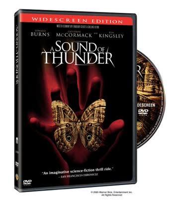 A Sound of Thunder [DVD] [2005] [Region 1] [US Import] [NTSC]