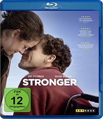 STRONGER - MOVIE [Blu-ray] [2016]