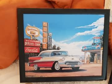 Route 66 Bild :-)