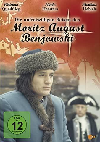 Die unfreiwilligen Reisen des Moritz August Benjowski [2 DVDs]