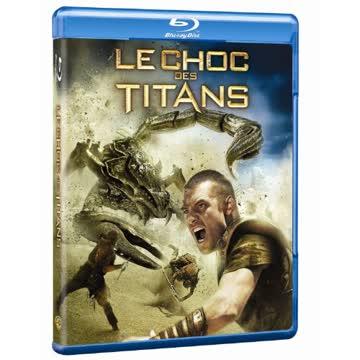 Le Choc des Titans [Blu-ray] [Import belge]