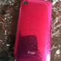 Handyhülle Pink für IPhone 4