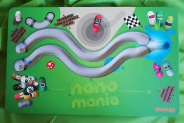 Migros Spiel Nanomania - Nanomania
