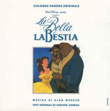 Alan Menken Howard Ashman - La Bella E La Bestia