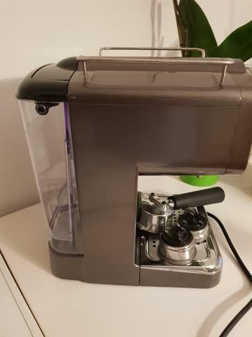 Ambiano Espressomaschine mit Garantie