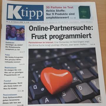 K-Tipp | Zeitschriften & Magazine bei Exsila.ch günstig gebraucht kaufen