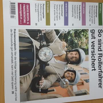 KGeld Ausgabe 2.2012