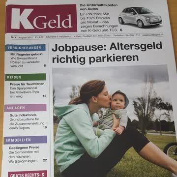 KGeld Ausgabe 4.2012