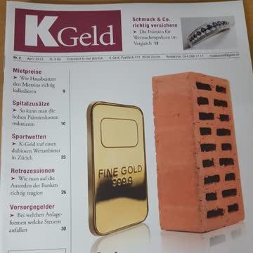 KGeld Ausgabe 2.2013