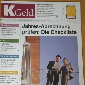 KGeld Ausgabe 2.2010