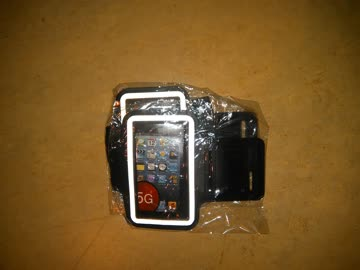 Verstellbares Sportarmband Hülle für IPHONE 5S