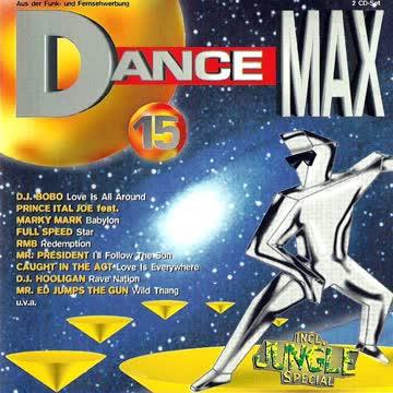 Various Artists - Dance Max, Vol. 15
