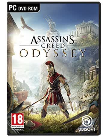Assassin's Creed Odyssey [AT PEGI] - Standard Edition - [PC]