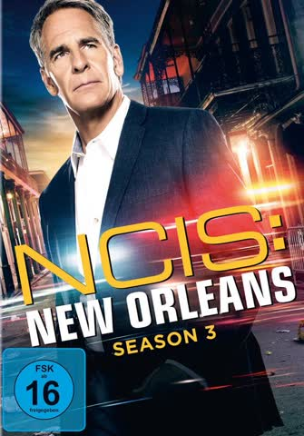 NCIS: New Orleans - Staffel 3