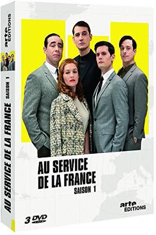 Coffret au service de la France [FR Import] [DVD] Becker, Hugo