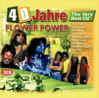 Sampler - 40 Jahre - Flower Power