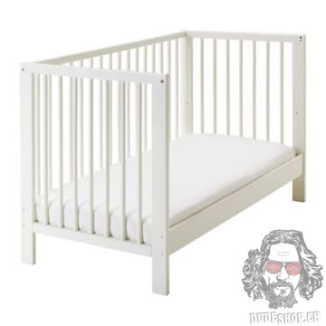 Babybett / Kinderbett / IKEA / Gulliver / gebraucht