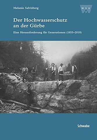 Der Hochwasserschutz an der Gürbe: Eine Herausforderung für Generationen (18552010) (Veröffentlichungen der Abteilung für Wirtschafts-, Sozial- und ... Institut der Universität Bern (WSU), Band 7)