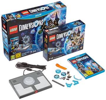 LEGO Dimensions: Starter Pack (Nintendo Wii U)