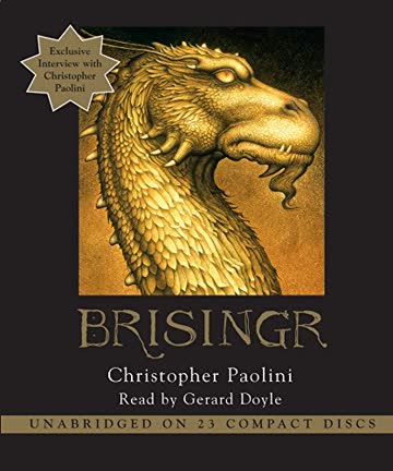 Brisingr: Inheritance, Book III (The Inheritance Cycle, Band 3)